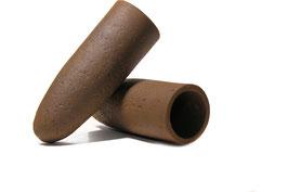 Zigarrenförmige Ablaichhöhle, dunkel