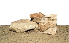 Pagoden, 3 Steine