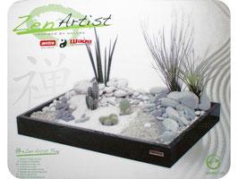 Amtra Zen-Artist Tablett schwarz