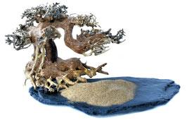 Sand Aquariengrund beige  10kg
