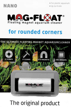 Mag-Float Nano für gerundete Ecken