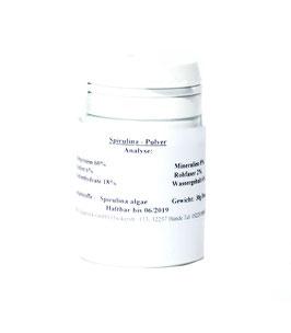 Spirulinapulver 30g ideal zur Aufzucht