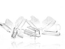 Dennerle Halterset für Nano- Abdeckscheibe
