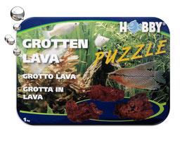 Hobby Grottenlava, Puzzle