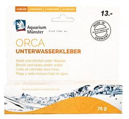 Orca Unterwasserkleber 75g (schwarz) oder 450g