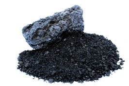 Black Lava, Granulat