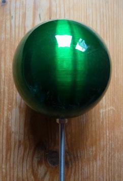 Edelstahl Kugel Grün