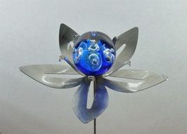 "Blume ""blau"""
