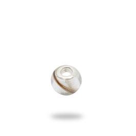 Perle avec mèche de cheveux adaptable Pandora