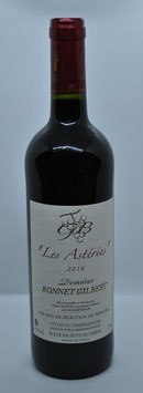 Les Asteries Rotwein 2012