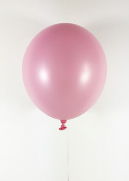 10 ballons rose clair en latex