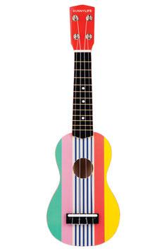Ukulele multicolore Havana Sunnylife