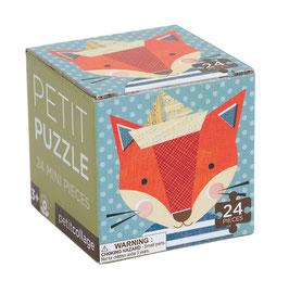 Mini puzzle renard marque Petit Collage
