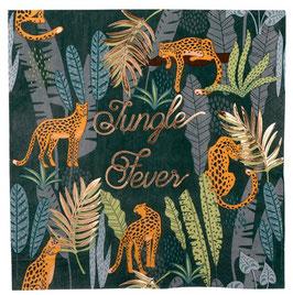16 Serviettes Jungle Fever