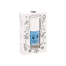 Vernis à ongle bleu Freezy Nailmatic kids