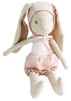 Petite Poupée Lapin avec Bonnet Alimrose