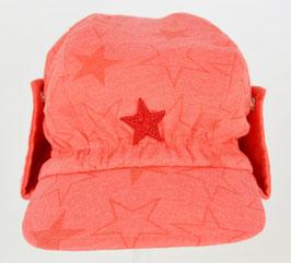 casquette étoile avec côté fond rouge marque Kik kid