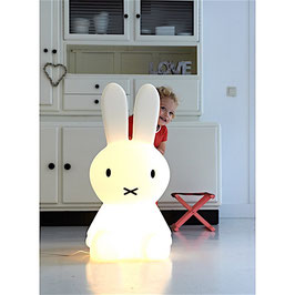 Lampe Miffy modèle XL hauteur 80cms