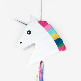Pinata tête de licorne my little day