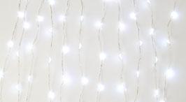 Guirlande lumineuse 3 mètres 60 LEDS lumière froide