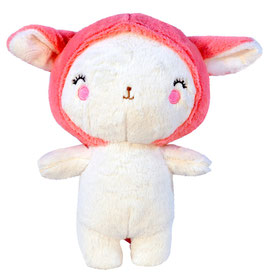 Peluche Rikki rose A little lovely company