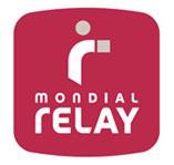 mondial relay Belgique 2 kgs