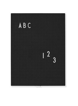Tableau noir pour messages Letter board Design letters format 21cmsX28cms