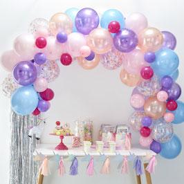 Kit Arche Ballons Pastels