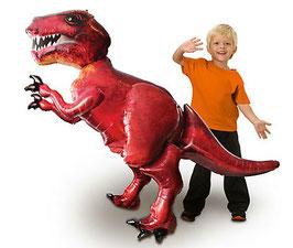 Ballon marcheur dinosaure géant 172cmsX154 cms
