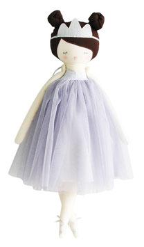 Poupée Princesse Pandora Robe Grise Alimrose