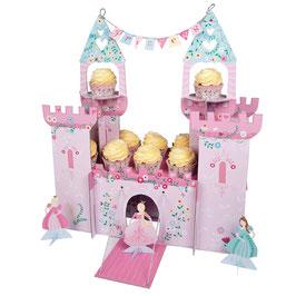 Grand Présentoir gateau chateau de Princesse meri meri