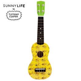 Ukulele tropic- nana Tiffany Cooper X Sunnylife Edition Limitée