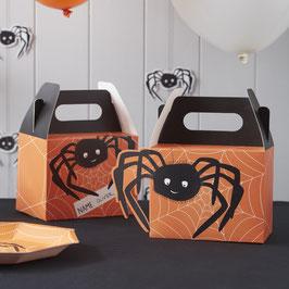 5 Boites à bonbons pour invités pour décoration fête Halloween