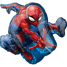 Ballon métallique Spiderman géant 43cmsX73cms