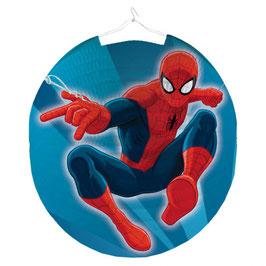 Lampion imprimé Spiderman
