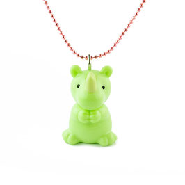 Collier Petit Hippo Pop Cutie