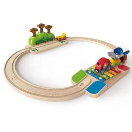 Coffret de train en bois Hape toys