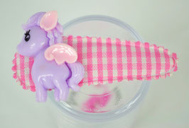 2 barrettes clip poney Pop Cutie