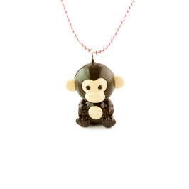 Collier Petit Singe Pop Cutie