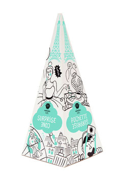 Pochette surprise Paris par Nailmatic kids
