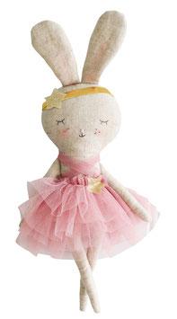 Petite Poupée Lapin Millie Tutu Rose Alimrose