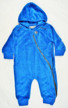 Combinaison fourrure bleue kik kid