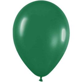 10 Ballons vert forêt en Latex