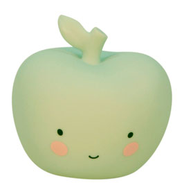 veilleuse pomme vert menthe A little Lovely Company