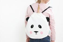 Sac à dos Panda en toile Eef Lillemor