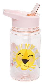 Gourde Lion Rose Pastel Petit Monkey