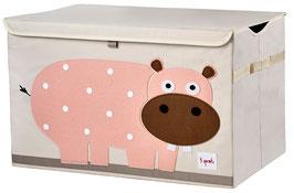 Coffre de rangement hippo 3 Sprouts