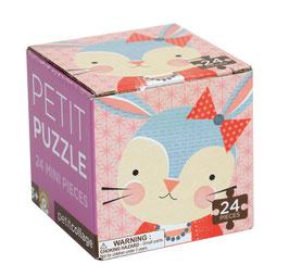Mini puzzle lapin marque Petit Collage