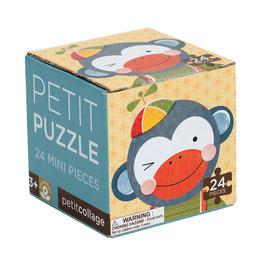 Mini puzzle Singe marque Petit Collage