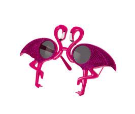 Lunettes flamant rose pour deguisement